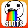 Jaine Samara Lima - AAA All Internet Meme Slots (777 Wild Cherries) - Win Progressive Jackpot Journey Slot Machine  artwork